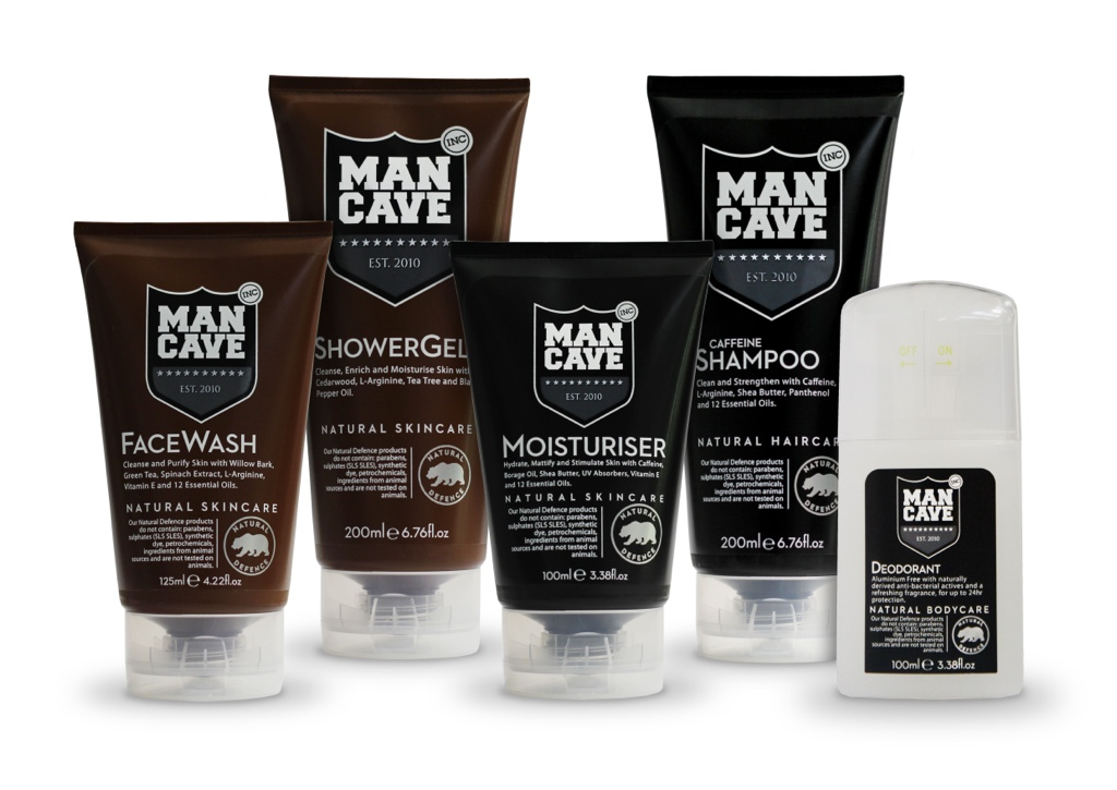 Man Cave Male Grooming | shinesquad