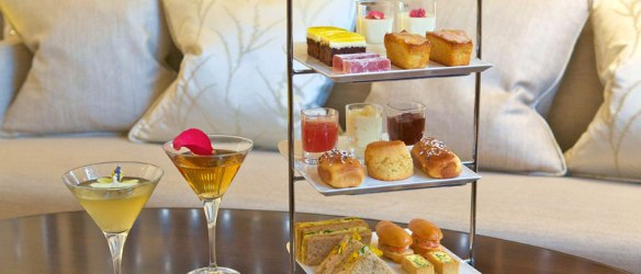 floral-tea at one aldwych