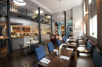 The Dispensary Pub & Dining Room, 19a Leman Street, London E1 8EN
