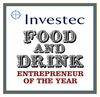 Investec Food and Drink Entrepreneur of 2014