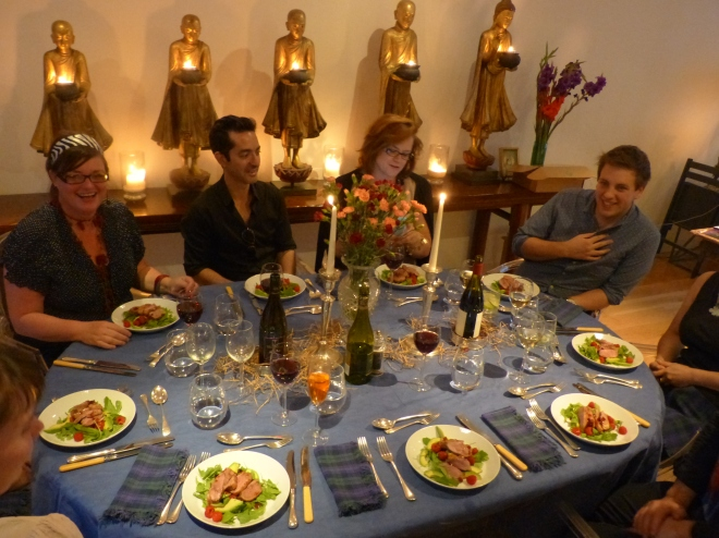 Meatporter supper