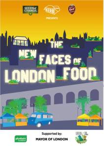 THE NEW FACES OF LONDON FOOD