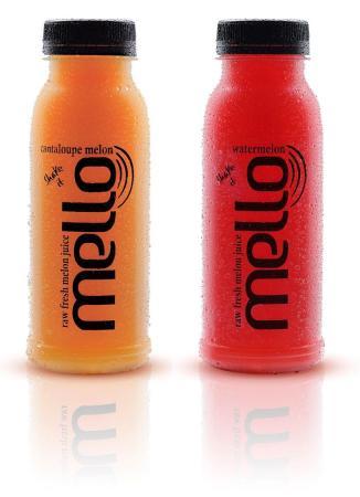 Mello fresh melon drinks