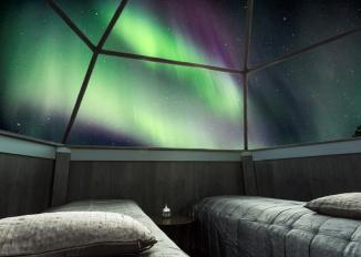 Overnight stays in the igloos cost from £373 per night from 1 December 2014- 5 January 2015 and from £306 per night from 6 January- 31 March 2015. Prices include breakfast. www.arcticsnowhotel.fi