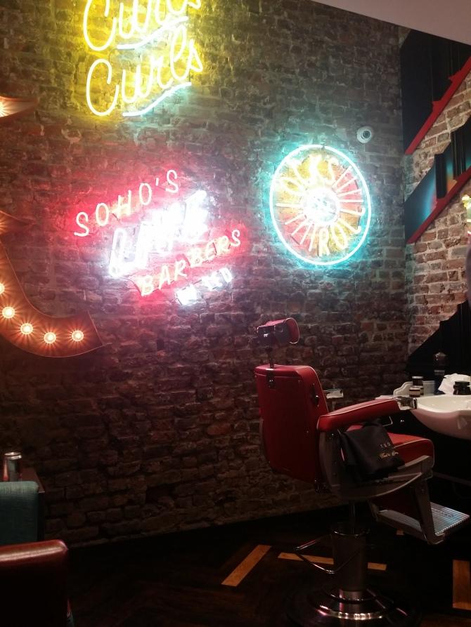 Ted's Grooming Room Soho – 42 Berwick Street, W1F 8RZ