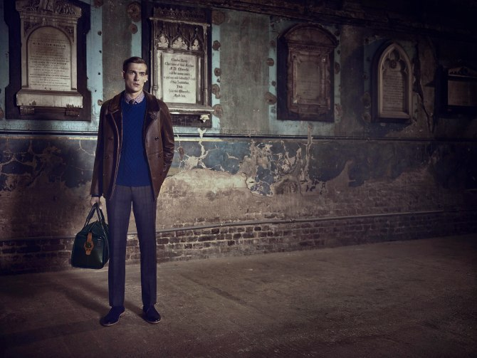 Ted Baker Menswear Global Collection