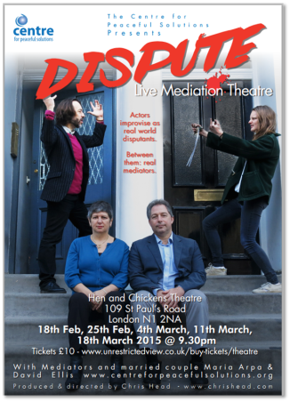 Dispute by Mediator Maria Arpa and David Ellis flyer.jpg