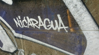 Nicaragua Graffiti