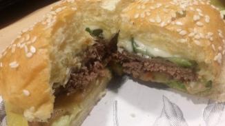 the heavenly diavolo burger