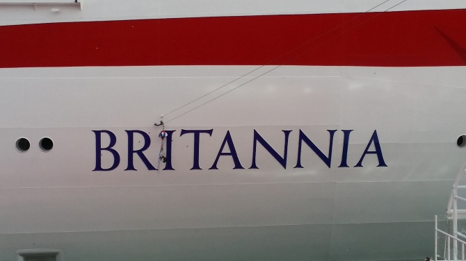 Britannia naming