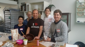 Bake WIth Maria Chocolate Class 2015